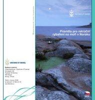 Pravidla pro rekrační rybaření na moři v Norsku - Fiskeridirektoratet