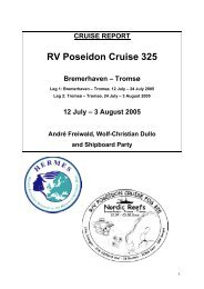RV Poseidon Cruise 325