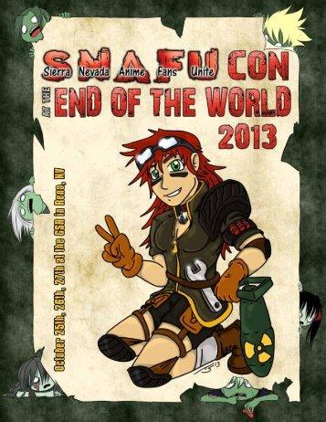 2013 Convention Booklet (lo-rez) - SNAFU Con