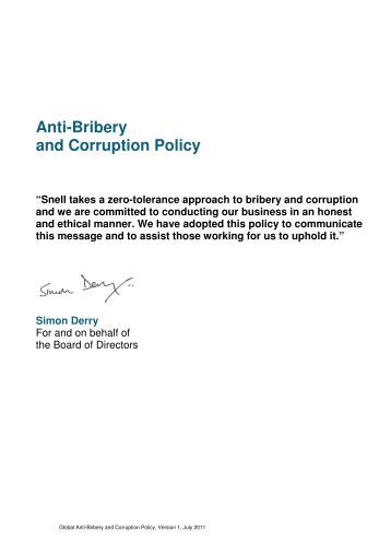 """an essay bribery act 2010 The bribery act 2010 (""""the act"""") comes into force on 1st july 2011 while the   this article is not intended to be a substitute for legal advice or a legal opinion."""