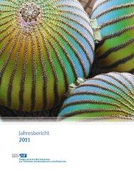 40. inb_jb_11_d.pdf - Schweizerischer Nationalfonds (SNF)