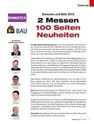 2 Messen 100 Seiten Neuheiten - Snfachpresse.de