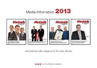 Media-Information 2013 - beim SN-Fachpresse Verlag