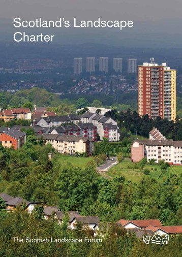 Scotland's Landscape Charter - Scottish Natural Heritage