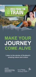Download Leaflet - Scottish Natural Heritage