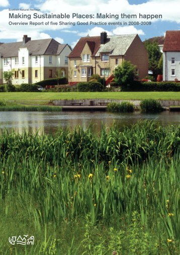 Making Sustainable Places - Scottish Natural Heritage