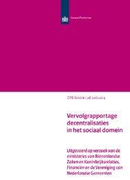 cpb-notitie-26juni2014-vervolgrapportage-decentralisaties-het-sociaal-domein
