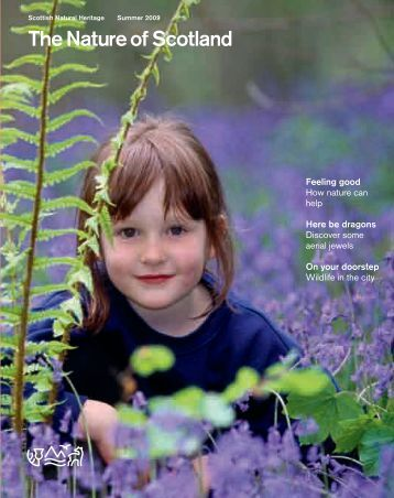 Summer 2009 - Scottish Natural Heritage