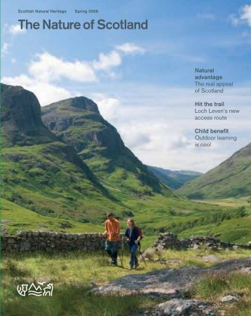 The Nature of Scotland - Placebook Scotland