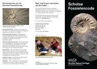 De Schotse Fossielencode