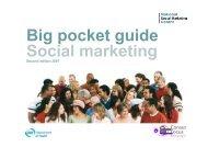 Big pocket guide Social marketing