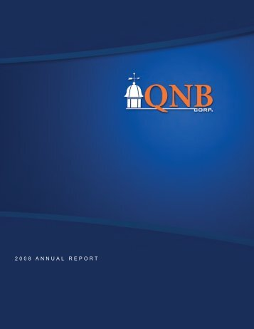 2008 Annual Report/10-K - SNL Financial