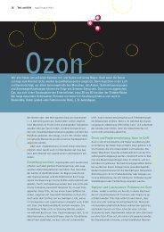 Druck und Papierverarbeitung: Ozon im Griff  Kopierer und ...