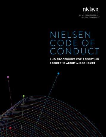 NIELSEN CODE OF CONDUCT - Investor Relations - Nielsen