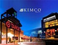 Shopping Centers - SNL Financial