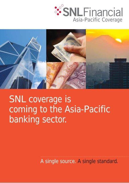 Download brochure - SNL Financial