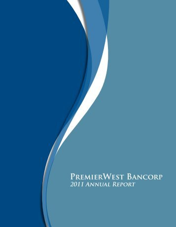 2011 Annual Report - SNL Financial