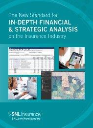IN-DEPTH FINANCIAL & STRATEGIC ANALYSIS - SNL Financial