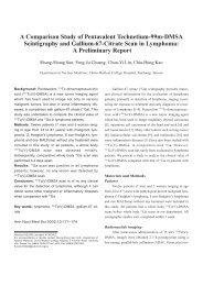 A Comparison Study of Pentavalent Technetium-99m-DMSA ...