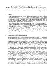 Guidelines for Brain Neurotransmission