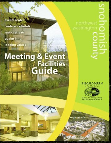Meeting Facilities Guide - Snohomish.Org