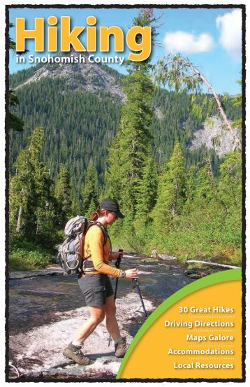 Hiking Guide - Snohomish County Tourism Bureau