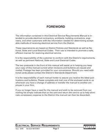 ESR_toc.pdf - Snohomish County PUD