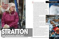 Stratton Mountain 2008 - Snow East Magazine
