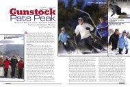 From Novice To Expert, There Are Great Trails - Snow East Magazine