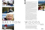 Bretton Woods - Snow East Magazine
