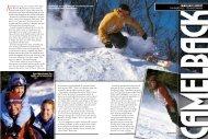 CAMELBACK RESORT - Snow East Magazine