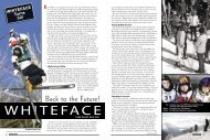 Whiteface - Snow East Magazine