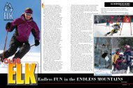 Endless FUN in the ENDLESS MOUNTAINS - Snow East Magazine