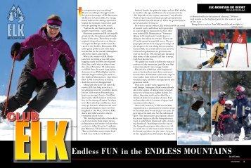 Endless FUN in the ENDLESS MOUNTAINS - Snow East Magazine