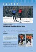 Education Telemark und Nordic - Swiss Snowsports - Seite 5