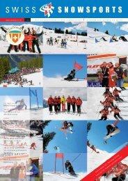 Anmeldung für: Berufsprüfung Inscription ... - Swiss Snowsports
