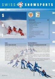 Education Ski - Swiss Snowsports