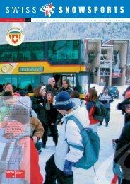 nicht nur in der Schweiz - Swiss Snowsports