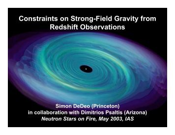 Constraints on Gravity Theories from Redshift Measurements
