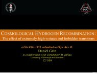 Cosmological hydrogen recombination: high-n states and forbidden ...