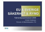 Jordobservation som verktyg inom europeisk och svensk ...