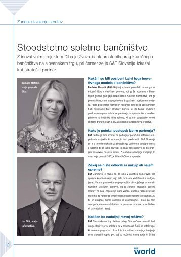Diba - S&T Slovenija d.d.