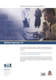 Spletno trgovanje 2.0 - S&T Slovenija d.d.