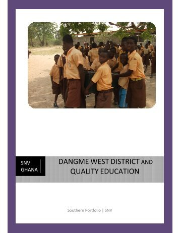 download (pdf, 2MB) - SNV