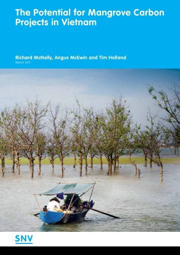 The Potential for Mangrove Carbon Projects in Vietnam - SNV