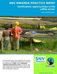 snv rwanda practice brief