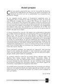 Renforcer le leadership pour le changement - SNV - Page 5
