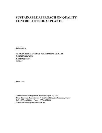 download (pdf, 938kB) - SNV