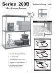 BOLTLESS SHELVING WIRE SHELVING - Snyder Equipment, Inc. - Page 4