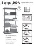 BOLTLESS SHELVING WIRE SHELVING - Snyder Equipment, Inc. - Page 6